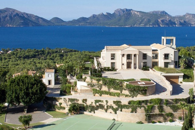 The Priciest Houses for Sale Worldwide