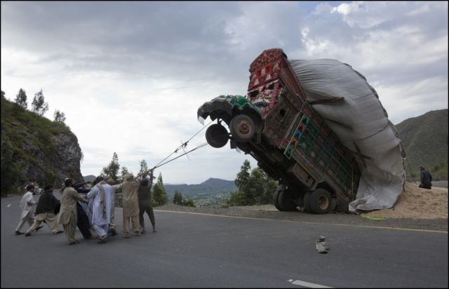 Some of the Most Extreme Transportation Ever Spotted
