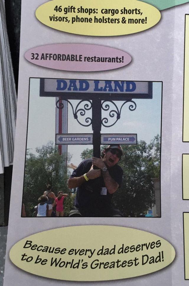 A Travel Destination Especially for Dads