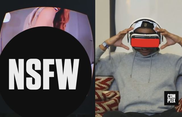 Is Virtual Reality the Future of Porn?