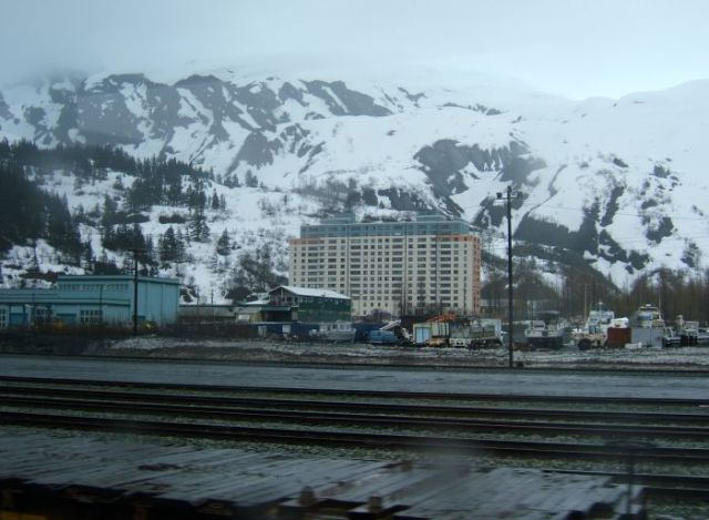 In This Small Alaskan Town Almost Everyone Lives In The Same Building