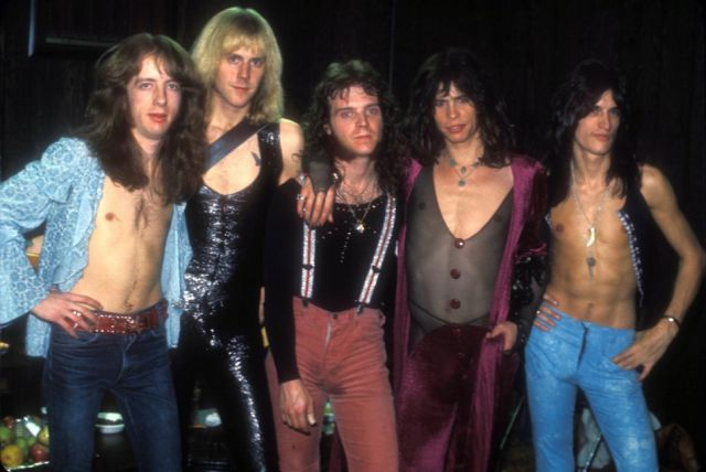 A Vintage Photo Collection of Legendary Rockers