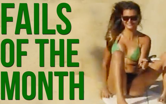 Best of January Fails