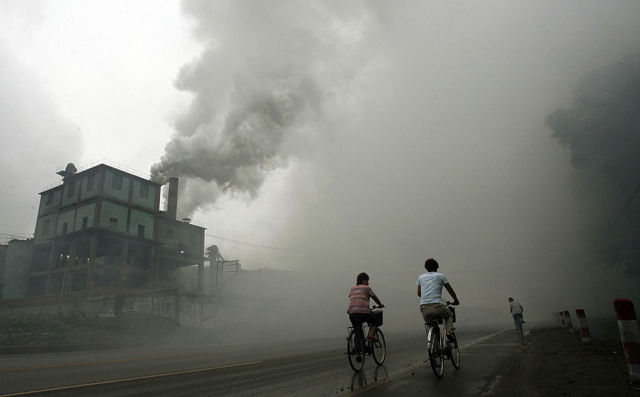 The High Price of Industrial Growth in China