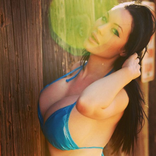 Veronika Black Heats Up Instagram with Her Steamy Online Pics
