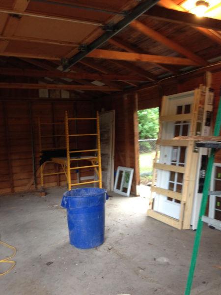 A Radical Garage Conversion