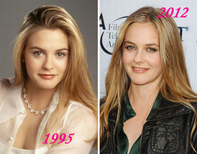 A Few Celebs Who Have Seemed to Stop Aging