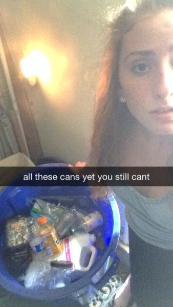 Girl Uses Snapchat to Put Her Ex Boyfriend to Shame