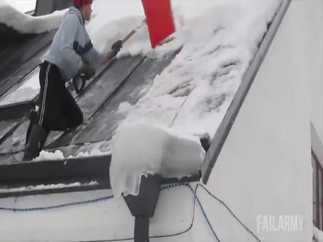 The Ultimate Snow and Ice Fails Compilation
