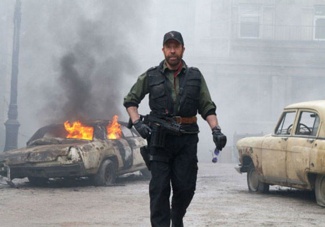 Chuck Norris Is Really More Awesome Than You Realize