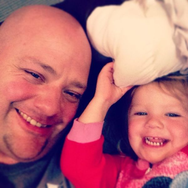 The Dad Who Went to Extra Mile for His Young Daughter