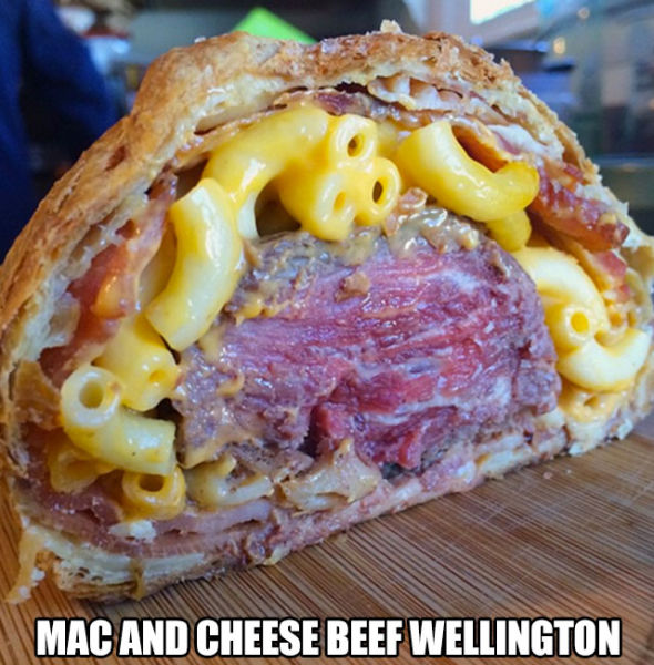 Food Combinations That Are Too Epic to Miss