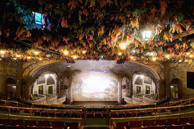 The Most Amazing Theatres Worldwide