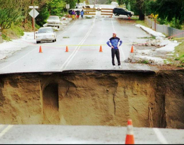 The Scariest Sinkholes on the Planet