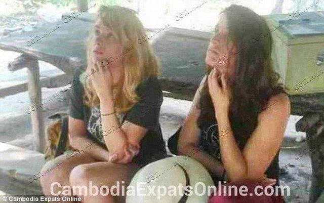 Girls Gone Wild in Cambodia but Something Went Wrong