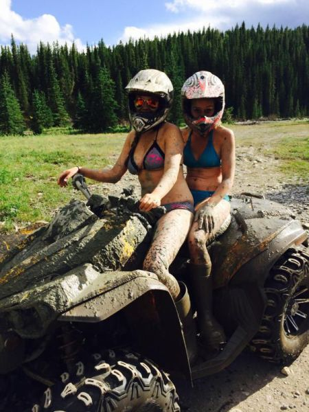 It's Always More Fun When Girls Get Dirty!