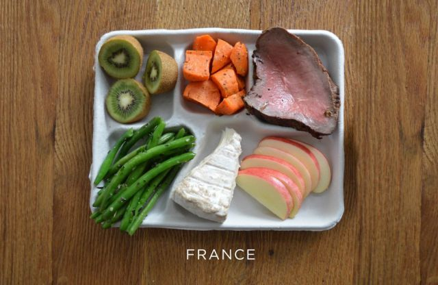 What Kids Eat for School Lunches Worldwide