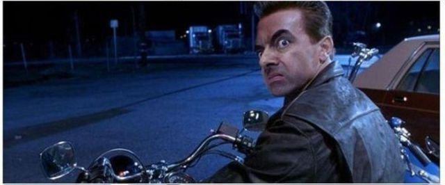 Rowan Atkinson Would Have Been an Awesome Terminator