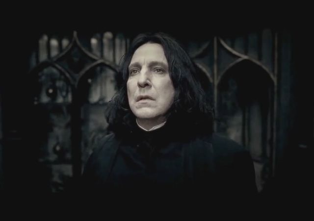 The Chronological Story of Severus Snape, the True Hero of Harry Potter