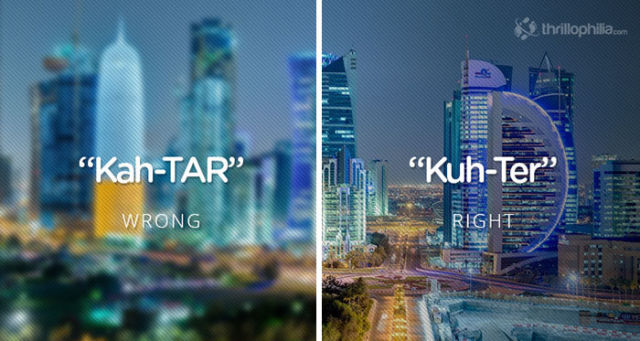 City and Country Names You've Been Saying Wrong for Years
