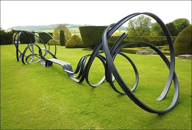 The Oddest Public Benches in the World