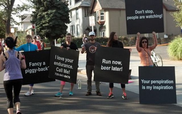 The Oddest Spectator Signs Ever Spotted