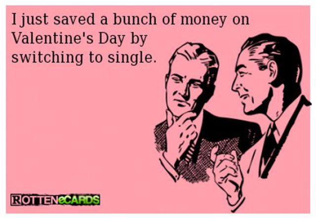 What Single People Really Do on Valentine's Day