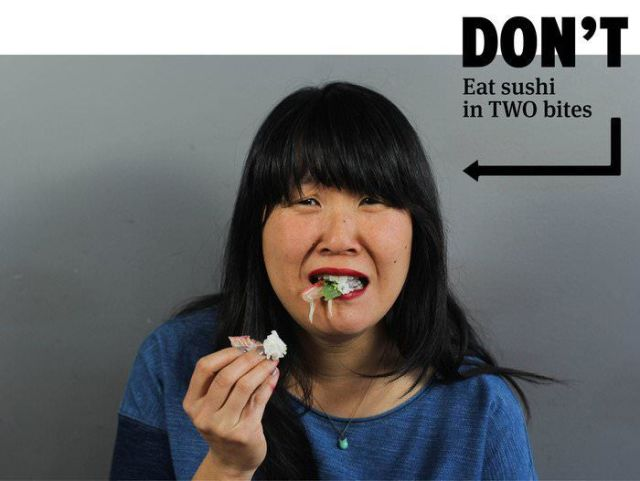 A Guide to the Perfect Sushi Etiquette