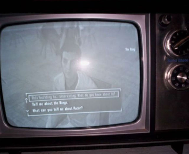 Modern Video Games Do Not Mix Well with Old School TVs