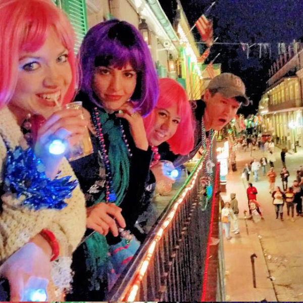 A Little Mardi Gras Madness for 2015