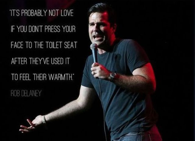 Comedians Give the Cold Hard Truth about Relationships