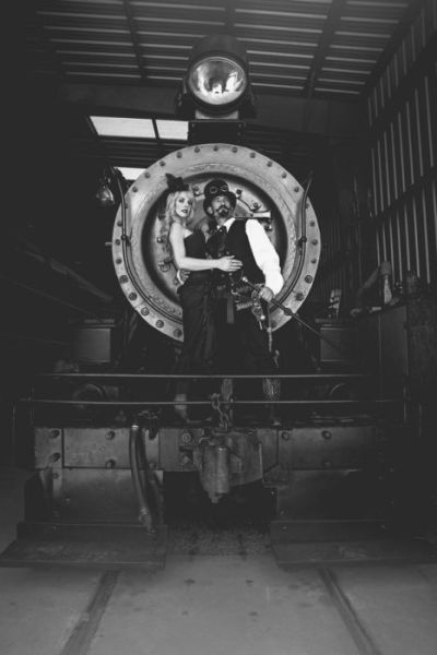 Nerdy Wedding Photo Shoots That Are Actually Kind of Awesome