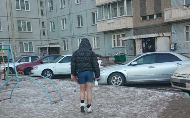 Russians Are Just Different