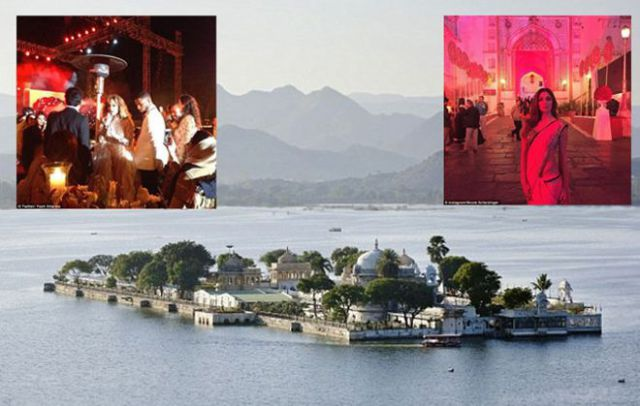 An Extravagant $23 Million Indian Wedding