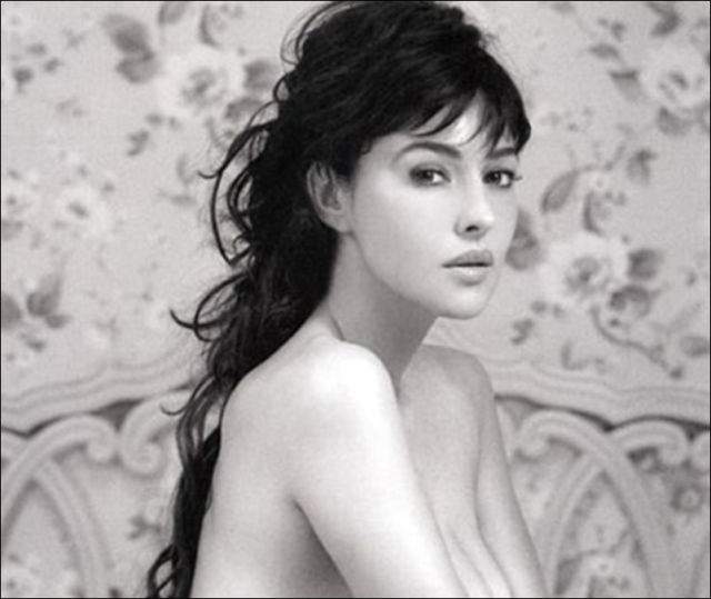 How Monica Bellucci Has Changed in the Past 35 Years