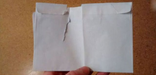Why You Should Always Open Your Mail with Care