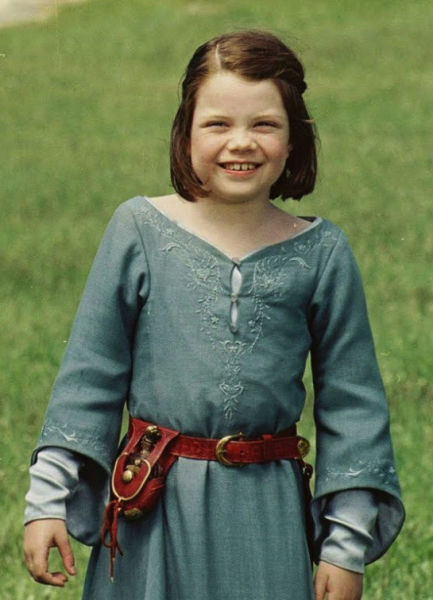 "Narnia's ""Lucy"" Is All Grown Up"