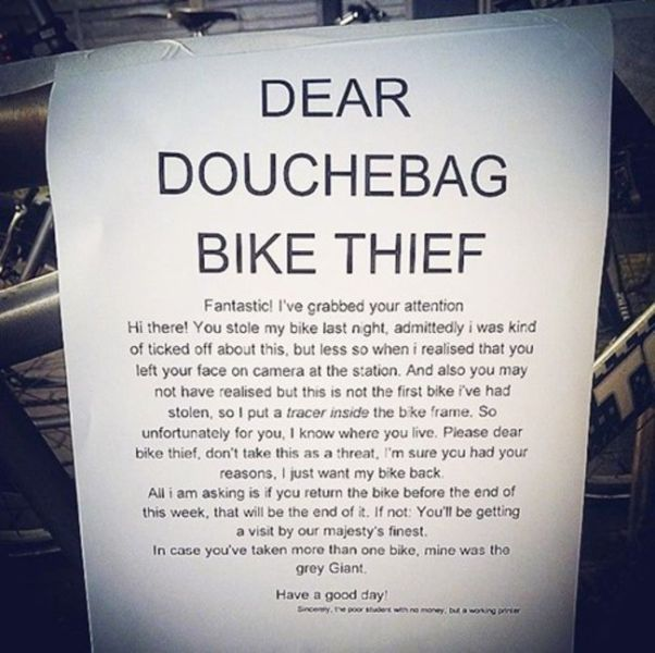 Great Ways to Get Revenge on Any Douchebag Ever