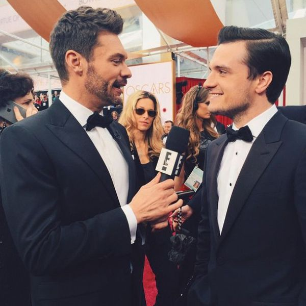 The Best Celeb Photos Taken at the 2015 Oscars
