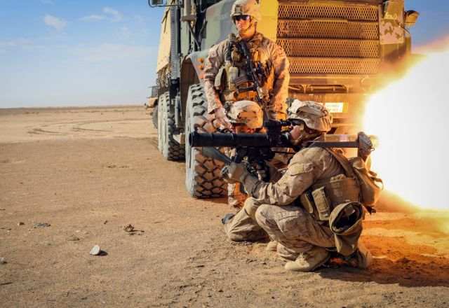 A Photo Collection of the US Marine Corps in Action