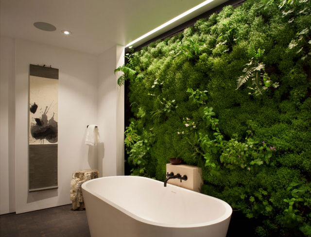 Gorgeous Interiors That Will Make You Green with Envy