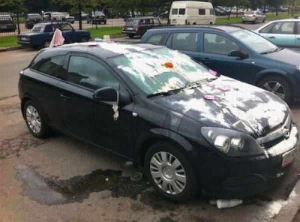 Payback Is a B#tch for Cheaters!
