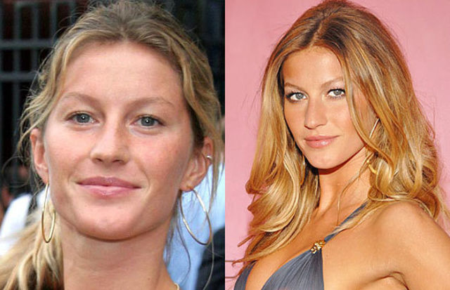 Supermodels Show Their Natural Beauty without Makeup
