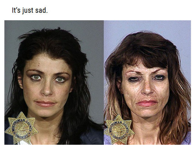 Just Don't Do Drugs People!