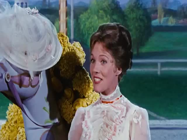 Mary Poppins Goes Full Death Metal