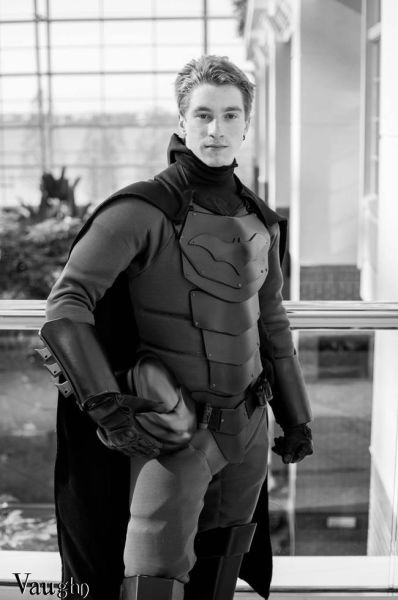 A Homemade Batsuit That Is the Real Deal