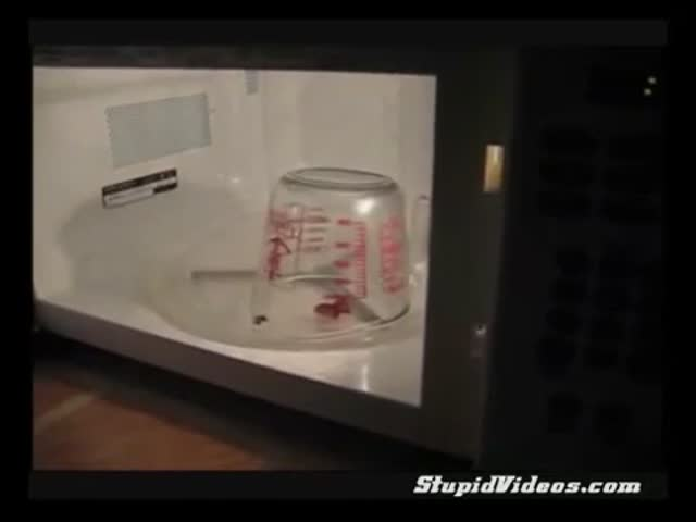 See What Happens When You Microwave a Grape  (VIDEO)