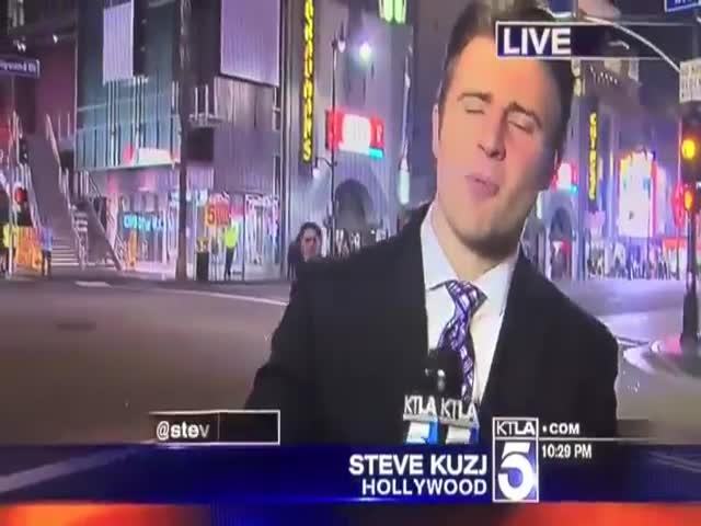 Best News Bloopers of February  (VIDEO)