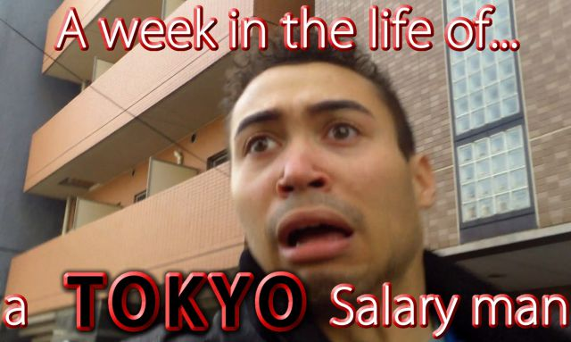 A Week in the Life of a Tokyo Salary Man