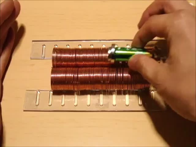The World's Simplest Electric Toy Train #2